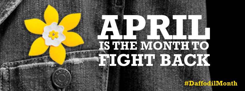April is the month facebook cover